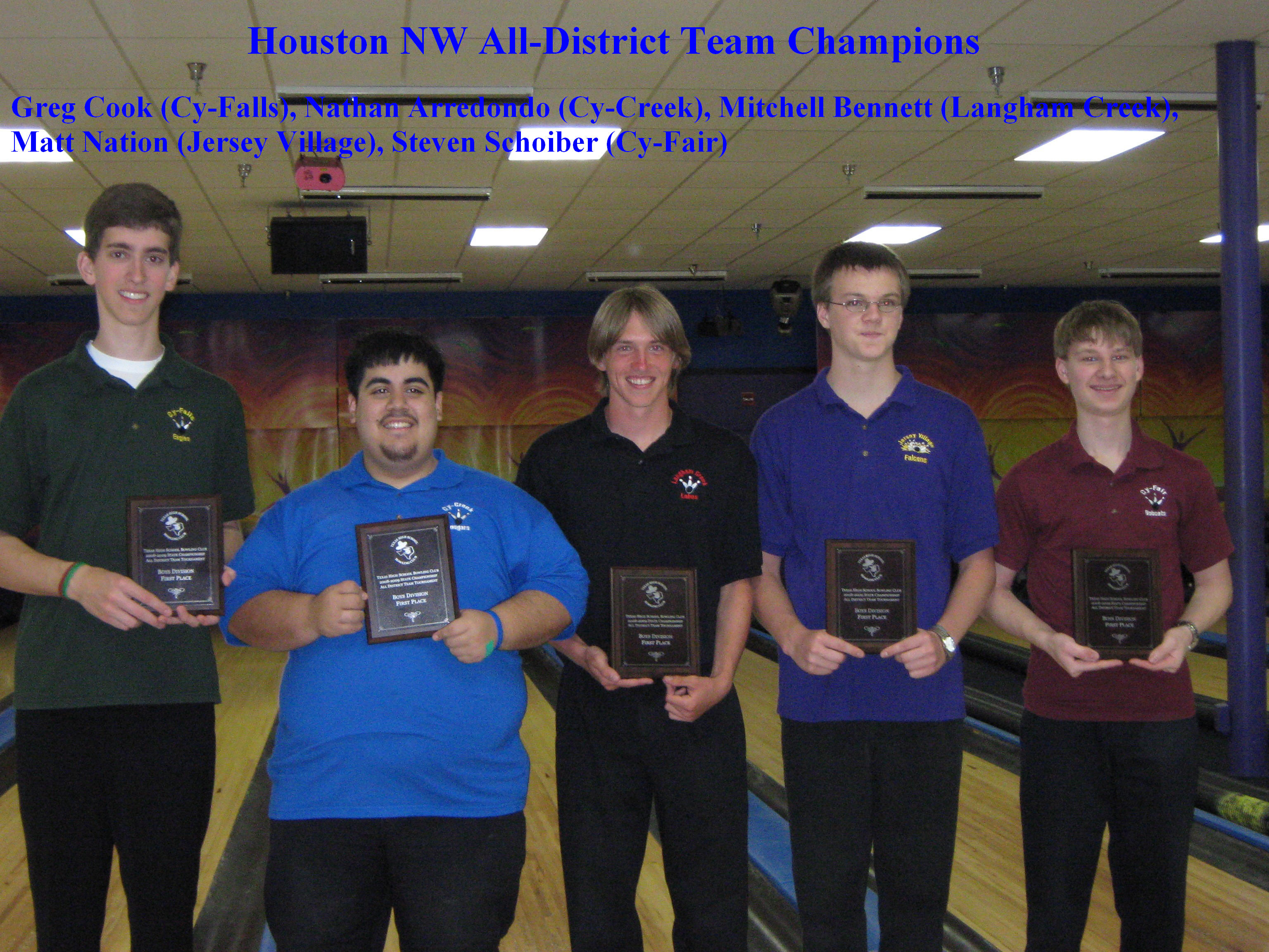 Boys All District