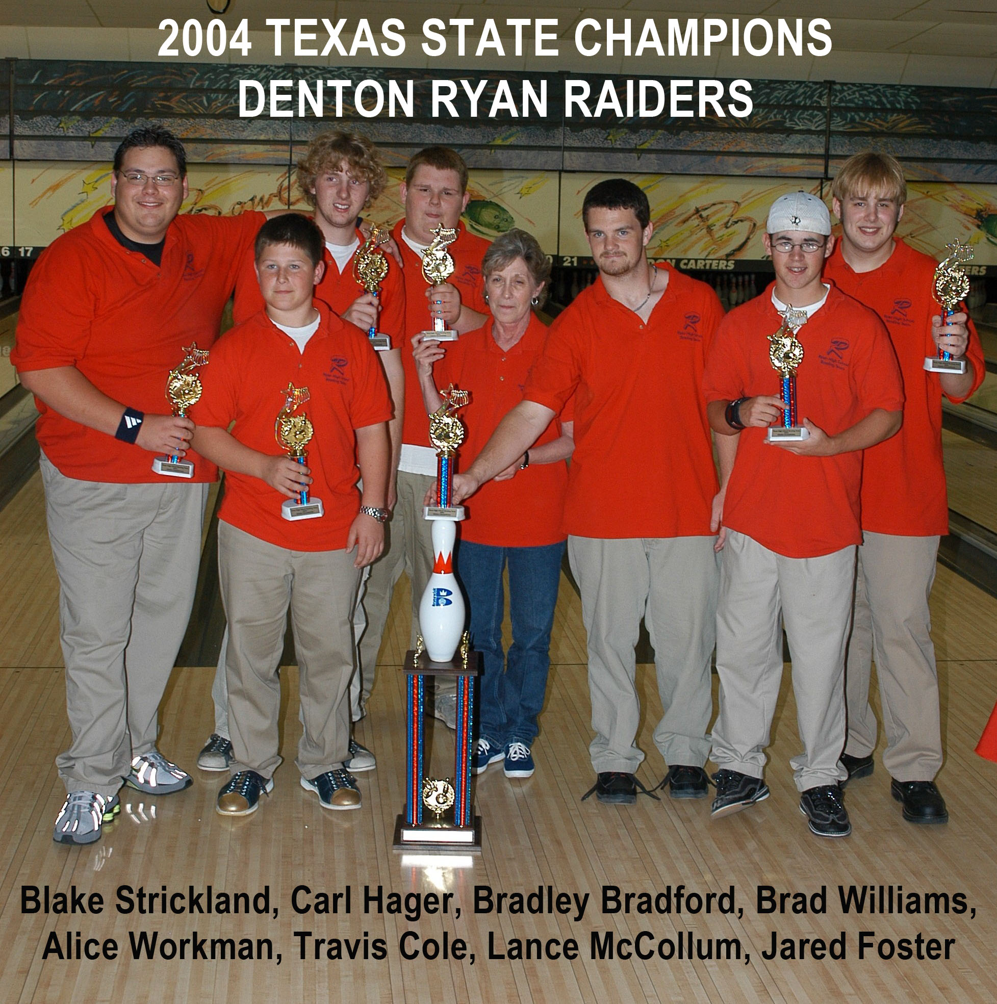 2004 Team Champs