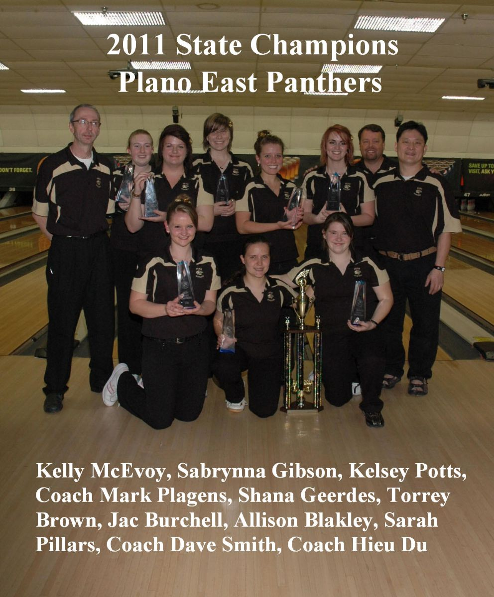 2011 Girls Team