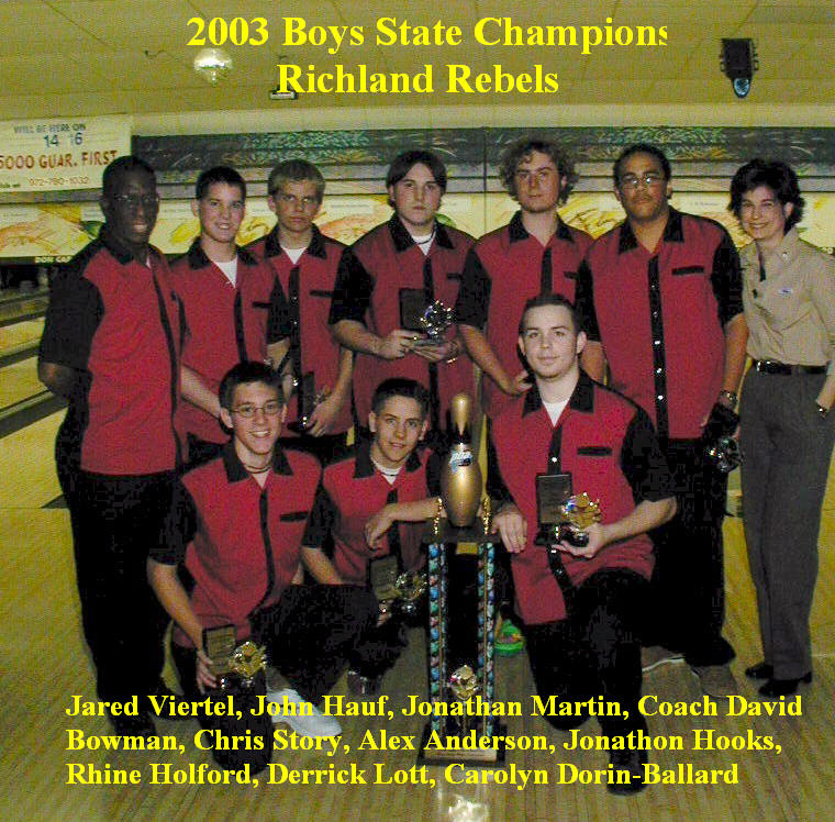 2003 Boys State Champs