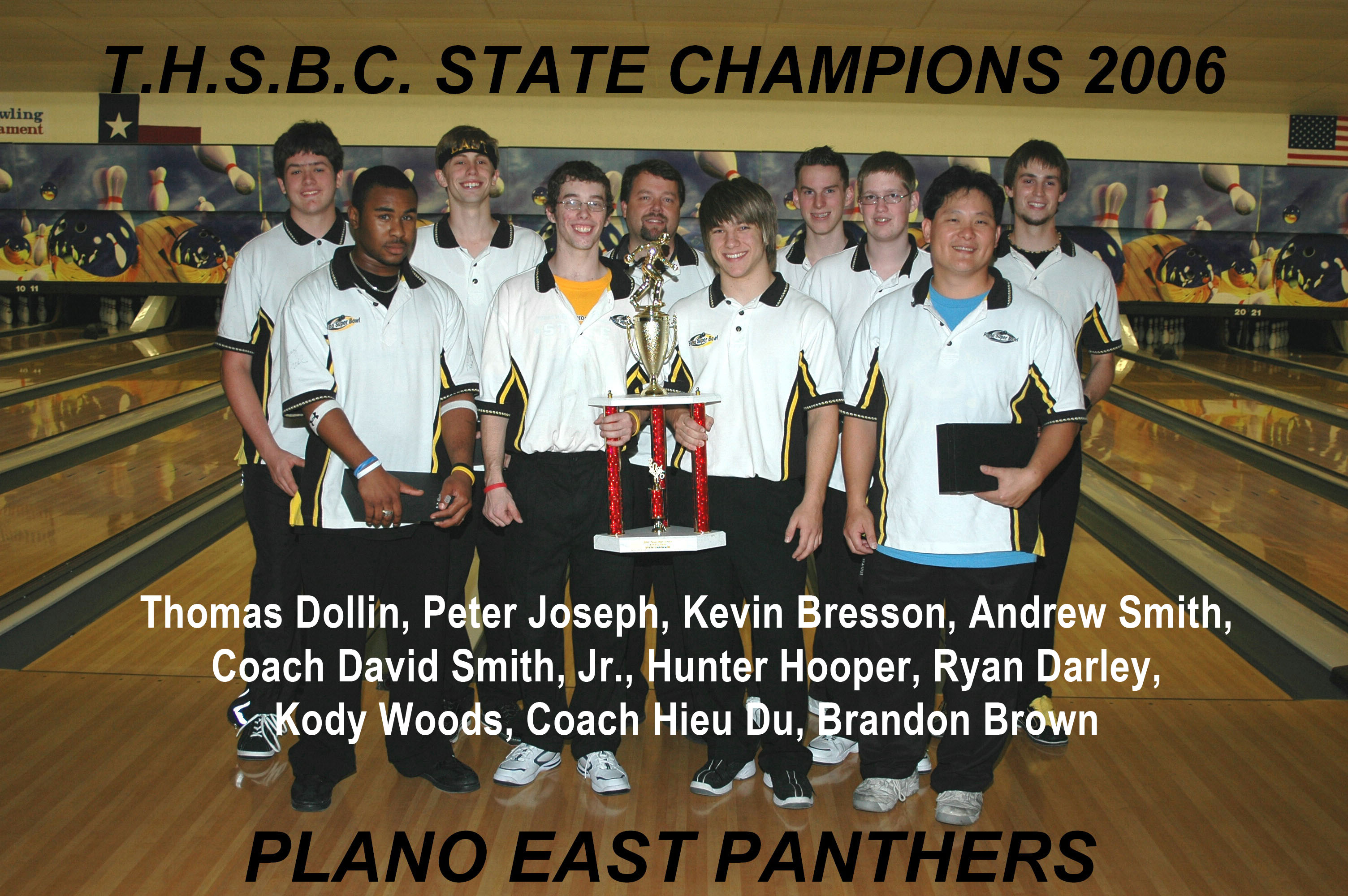 2006 Boys Team Champs