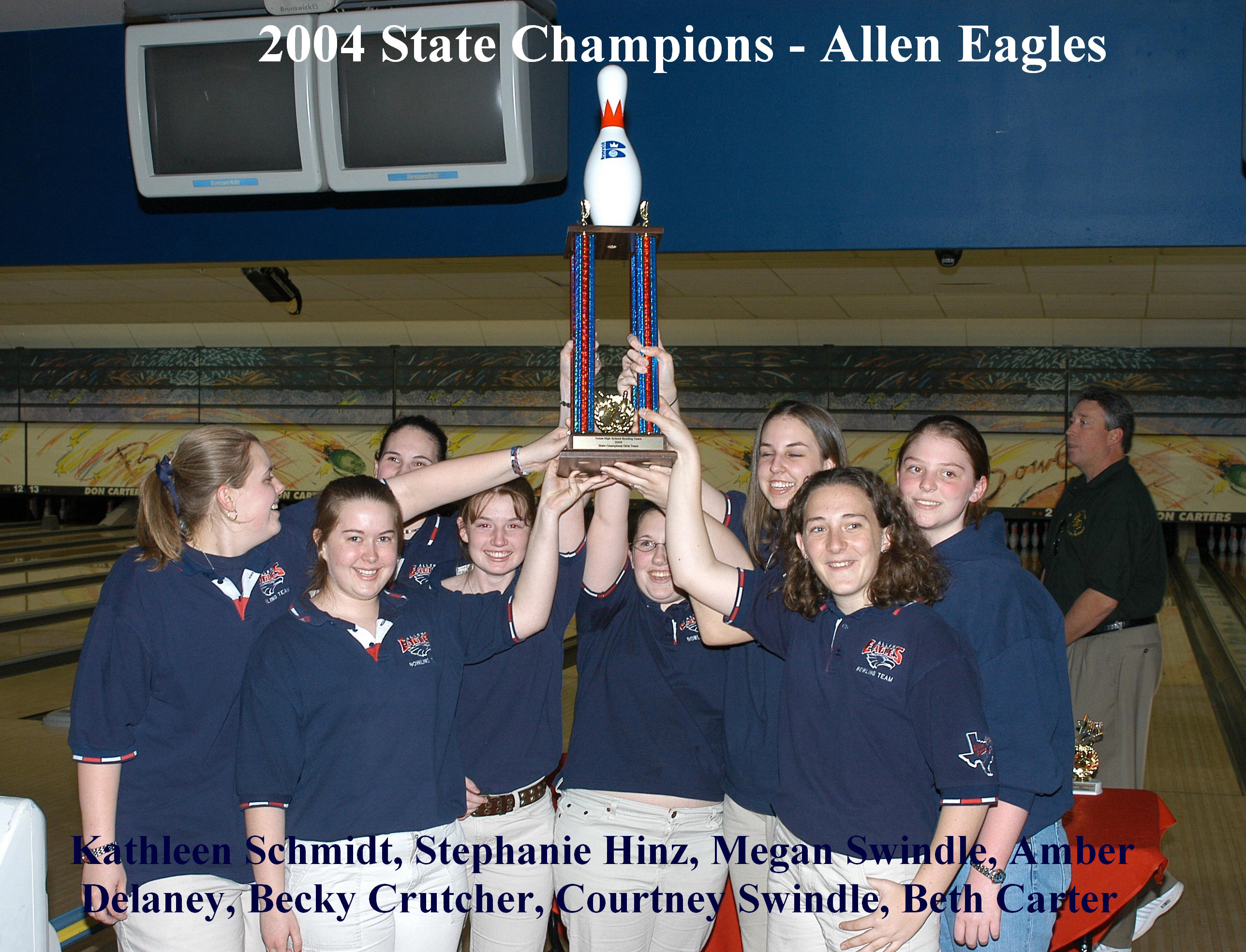 2004 Girls Team Champs