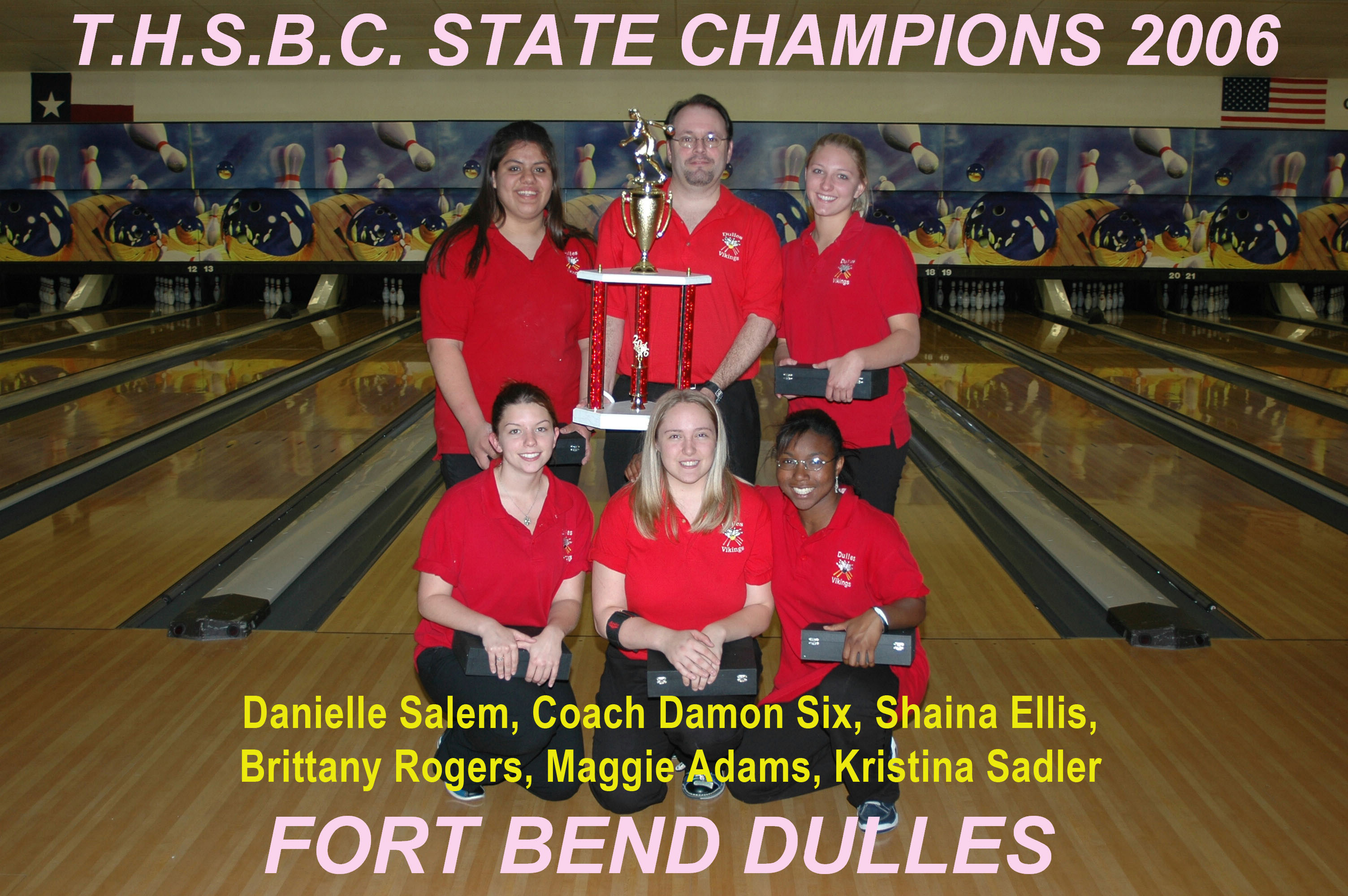 2006 Girls Team Champs
