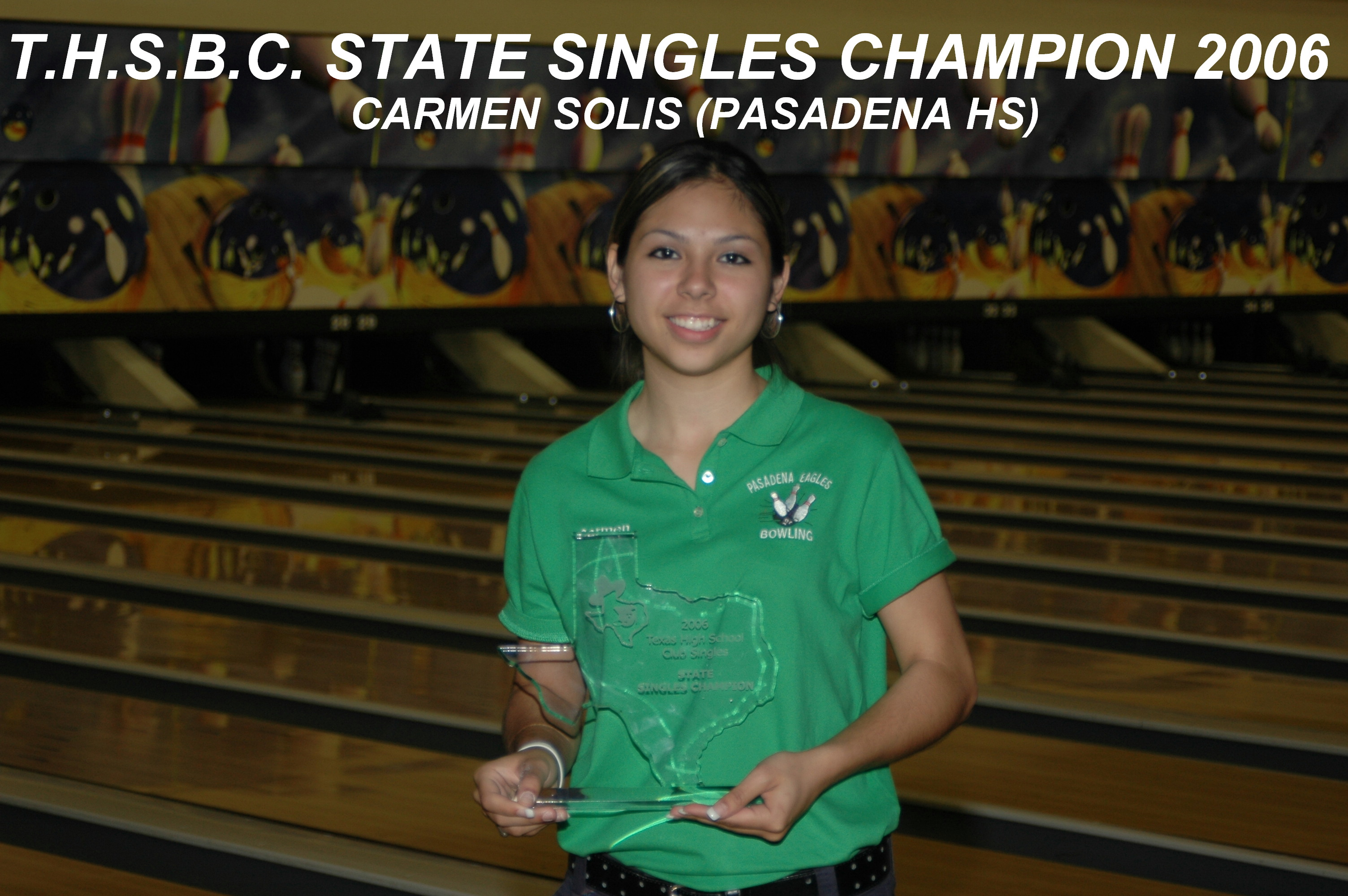 2006 Girls Singles Champ
